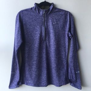 🌸Athletic Nike long sleeve with zipper
